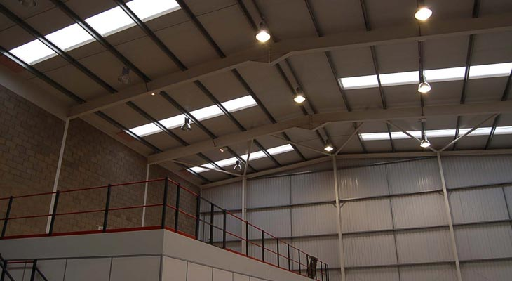 High bay lighting specialists