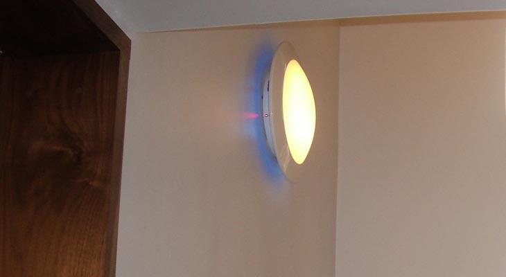 Emergency LED lighting in London