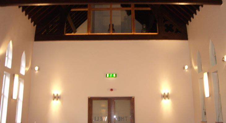 LED lighting installers in Croydon
