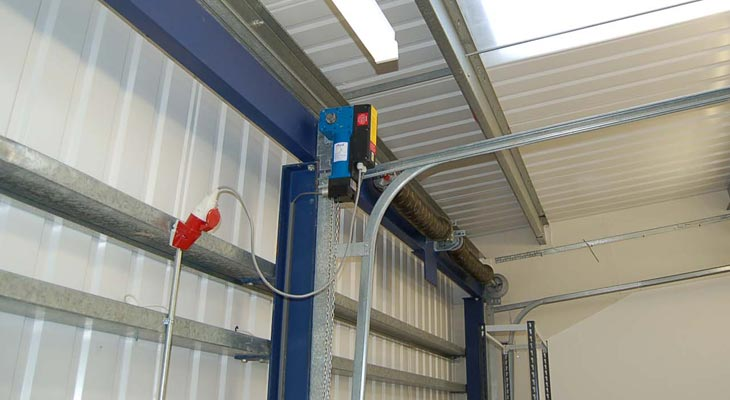 General electrical power installation in Croydon