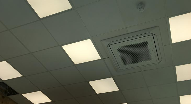Office LED lighting in Croydon