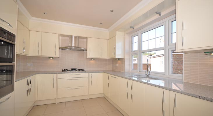 Electrics for kitchens