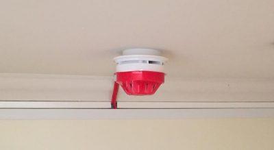 Domestic Smoke & Fire Alarm