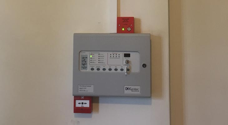 HMO fire alarm specialists